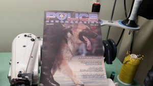 Calgary police magazine